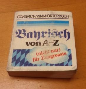 Bayrisch von A-Z