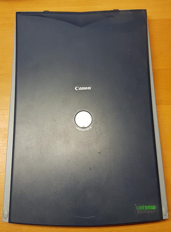 Canon LIDE-20 Flachbettscanner