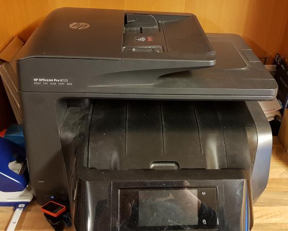 HP Officejet 8725